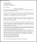 Job Termination Letter by Employee Download