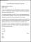 Job Transfer Request Letter Example – Relocation Template