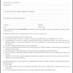 Journal Copyright Release Form
