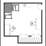 Kid Bedroom Layout Template