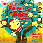 Kids' Family Tree Book Sample Template