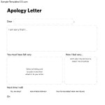 Kids Apology Letters to Friend