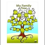 Kids Family Tree Free PDF Template