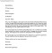 Landlord Reference Letter Example