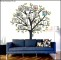 Large Family Tree Wall Decal Format