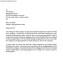 Legal Grievance Letter