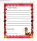 Letter Template for Santa