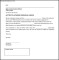 Letter of Authorization Form Document