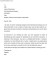 Letter of Inquiry Examples
