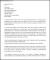 Letter of Intent for a Nursing Job Sample Free Download