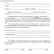 Letter of Intent to Vacate Rental Property Sample