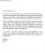 Letter of Recommendation for Middle School Student