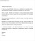 Letter of Recommendation for Teaching Position of A School