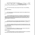 Living Trust Form Download For Free