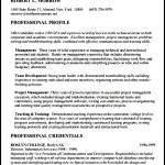 MBA Resume Objective