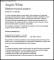 Market Research Analyst Cv PDF