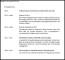 Marketing Analyst CV PDF