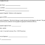 Medicaid Authorization Form In PDF