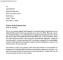 Medical Appeal Letter
