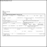 Medical Claim Form Standard
