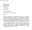Medical Emergency Leave Letter