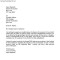 Medical Letter Sample
