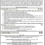 Medical Office Administrative Resume