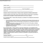 Medical Referral and Work Release Form