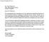 Medical School Letter