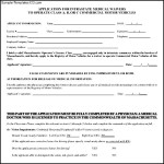 Medical Waiver Form PDF