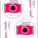 Memorex CD Label Template Illustrator