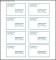 Microsoft Shipping Label Template