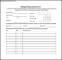 Mileage Reimbursement Form Download In PDF