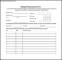 Mileage Reimbursement Form Download In PDF