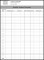 Monthly Income Summary Template