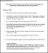 National Letter of Intent Template Instuctions Printable