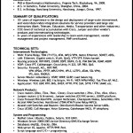 Networking Engineer Resume Format