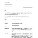 Non Binding Letter of Intent to Purchase Free PDF