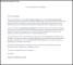 Non Profit Fundraising Letter PDF Format Download