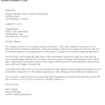 Notice of Lease Termination Letter