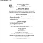 Nursing Application Cover Letter Free PDF Template Download