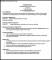Nursing CV Template PDF
