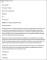 Nursing Job Resignation Letter