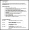 Nursing Resume Templates for Microsoft Word