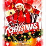 Office Christmas Party event Templates