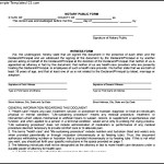 PDF Download Health Care Power Of Attorney Form