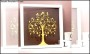 Papercut Family Tree Wall Art