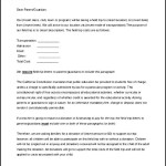 Parent Letter Template Field Trip Editable Doc Download