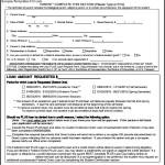 Parent Plus Loan Application Form Example