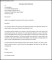 Partnership Contract Termination Letter Template Printable